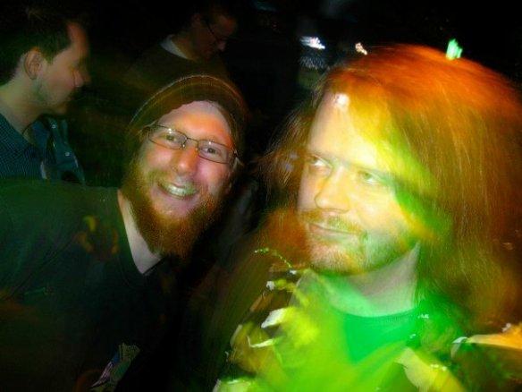 Tim and I 2